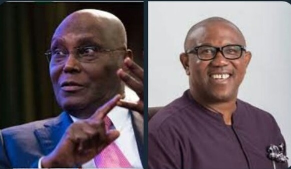 Atiku In Serious Meeting With Peter Obi In Abuja