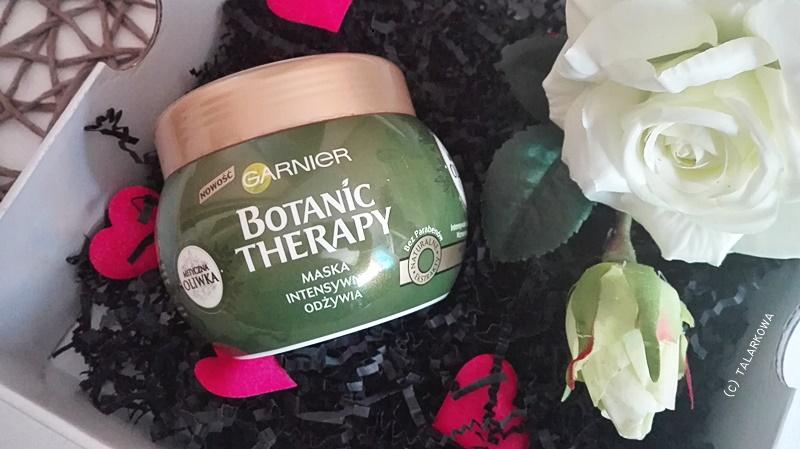 garnier, garnier botanic therapy, botanic therapy, maska, maska do włosów, pielęgnacja włosów, mityczna oliwka, maska mityczna oliwka, garnier mityczna oliwka
