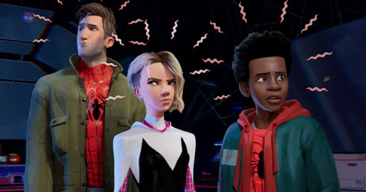 Review: <i>Spider-Man: Into the Spider-Verse</i>, or This Is the Best Animated Film I Have Seen In a Long, Long Time