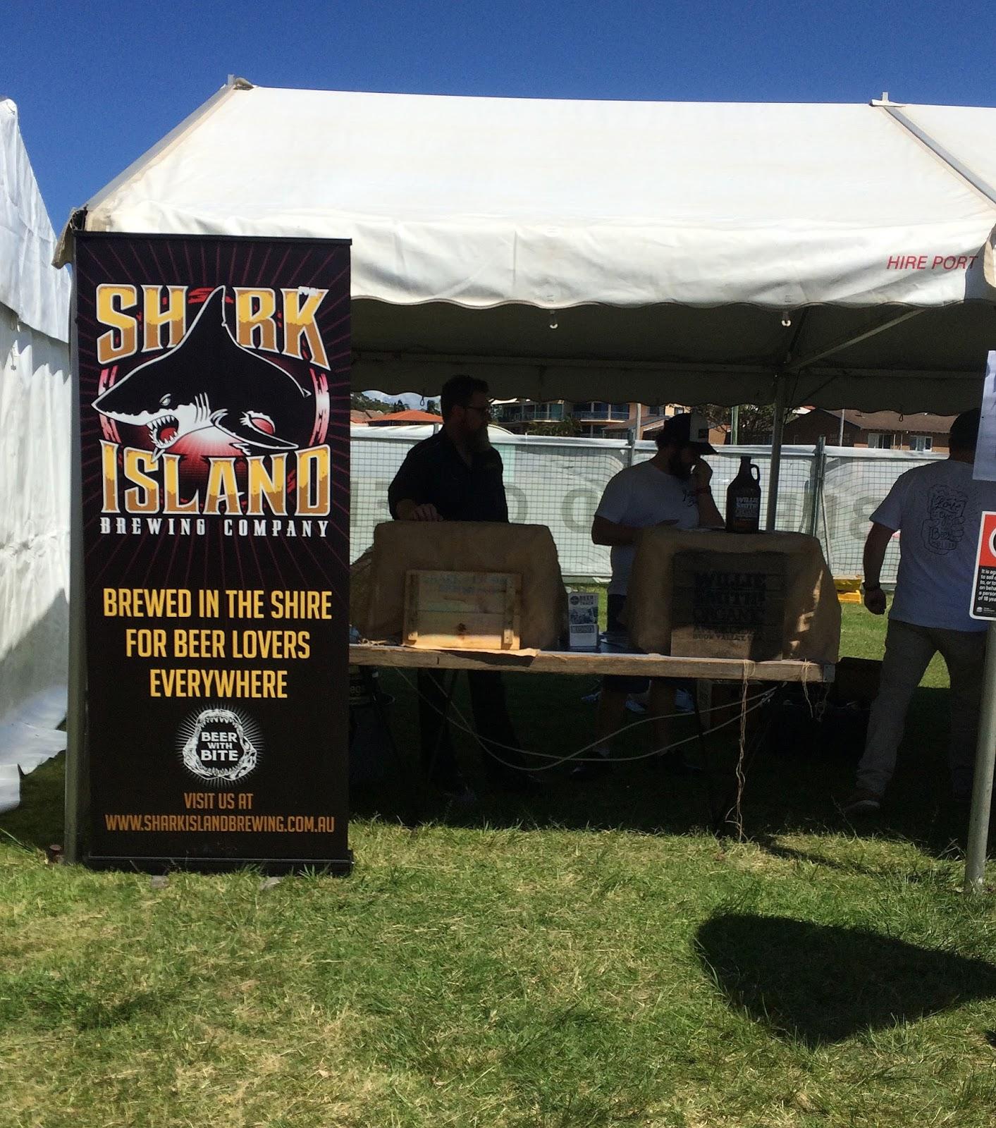Port Macquarie Beer and Cider Festival Shark Island