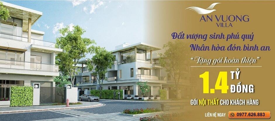Mở bán biệt thự Dương Nội - An Vượng Villas - ducanhland