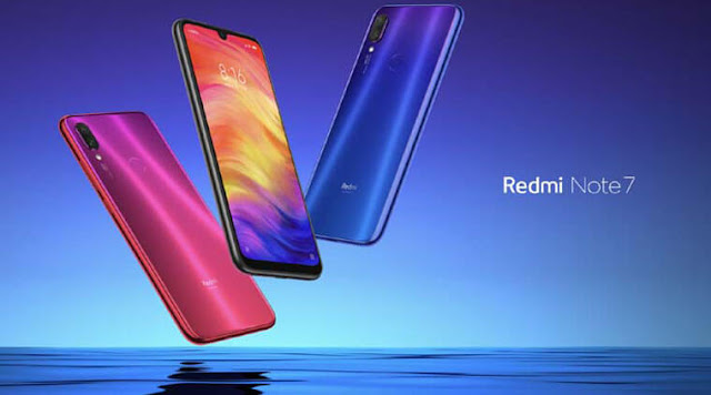 رسميا تم الافشاء عن Xiaomi Redmi Note 7 Pro بموصفات خيالية