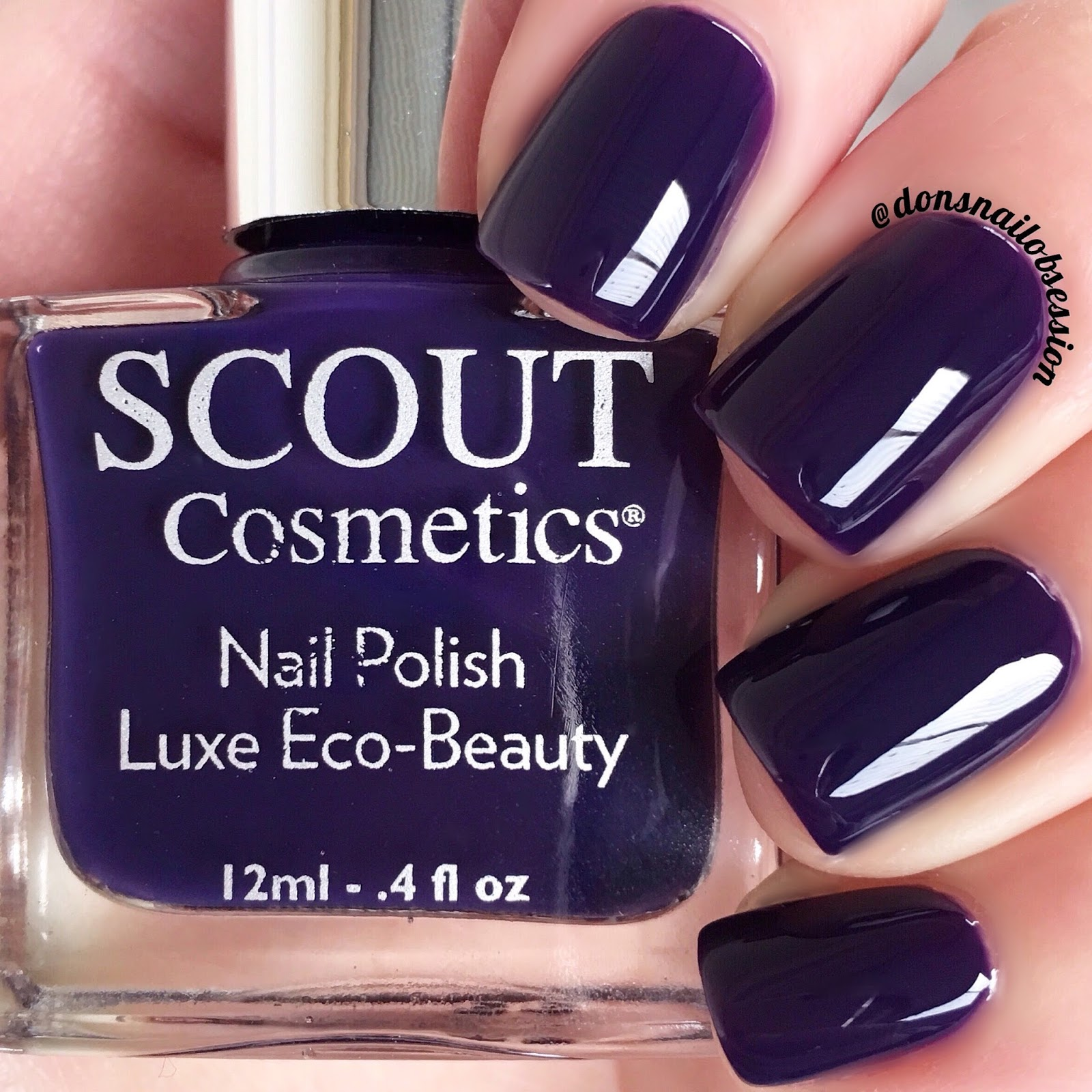 Don\'s Nail OBSESSION!: SCOUT COSMETICS BREATHABLE VITAMIN-ACTIVE ECO ...