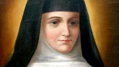 Saint Jane Frances de Chanta