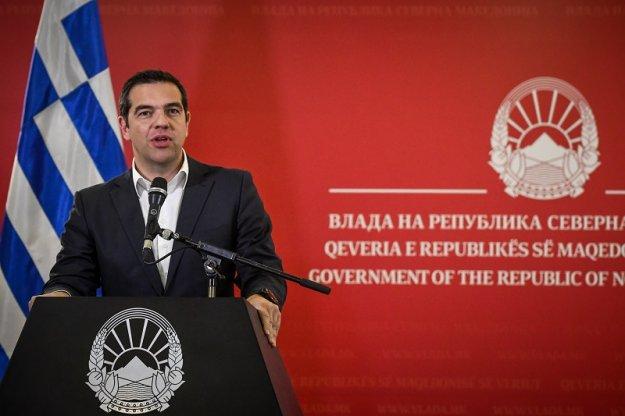 Ο Τσίπρας μετονόμασε το Αεροδρόμιο Μακεδονία σε αεροδρόμιο της Μίκρας