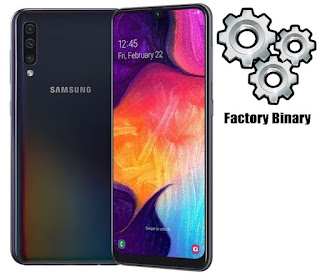 Samsung Galaxy A50 SM-A505FM Combination Firmware