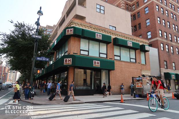 Comprar electrónica en Nueva York B&H