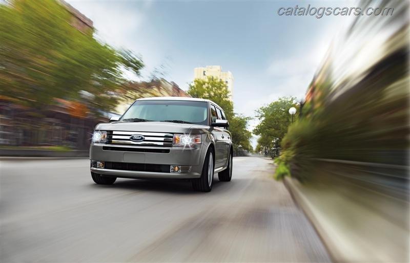 صور سيارة فورد فليكس 2014 - اجمل خلفيات صور عربية فورد فليكس 2014 - Ford Flex Photos Ford-Flex-2012-800x600-wallpaper-03.jpg