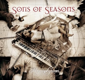 Free download Album Review Sons Of Seasons - Magnisphyricon (2011)