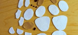 Cara Membuat Kerajinan Boneka Dari Kain Flanel Dengan Mudah Dan