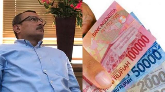 Ekonom Asing Sebut Dolar Bisa Tembus Rp 18 Ribu, Ferdinand: Tenang Kami Punya Presiden Terhebat