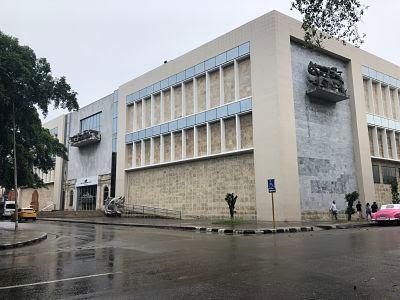 La Habana vieja. Museo de Bellas Artes