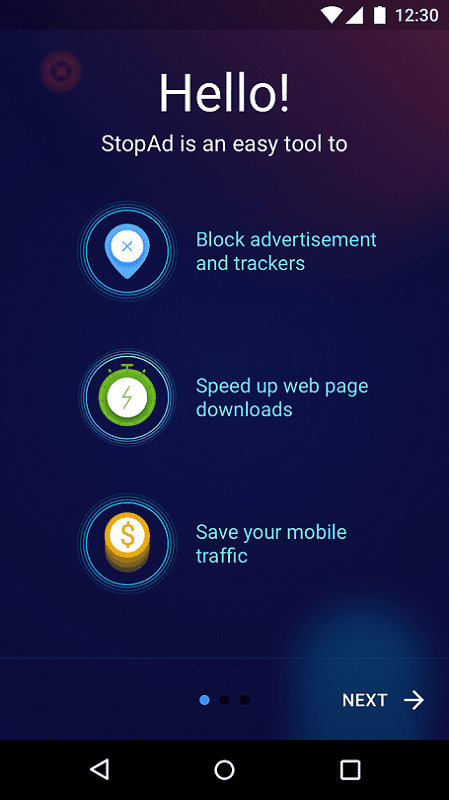 StopAd – No-Root Ad Blocker v1 0 534 MOD APK ~ OffHex