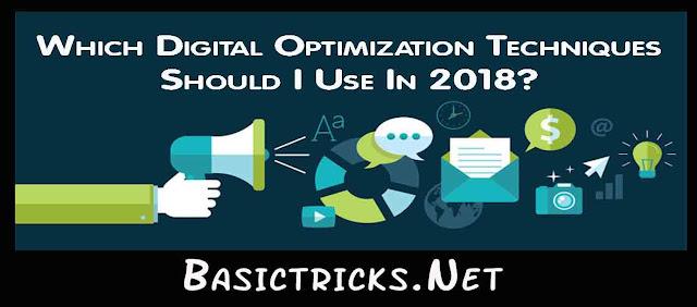 Digital-Optimization-Techniques