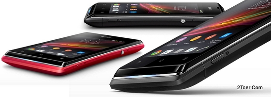 2Toer: Sony Xperia E C1505/ C1504 Hard Reset, Open Cover, Insert SIM