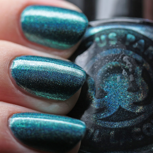 Octopus Party Nail Lacquer Kongo Line