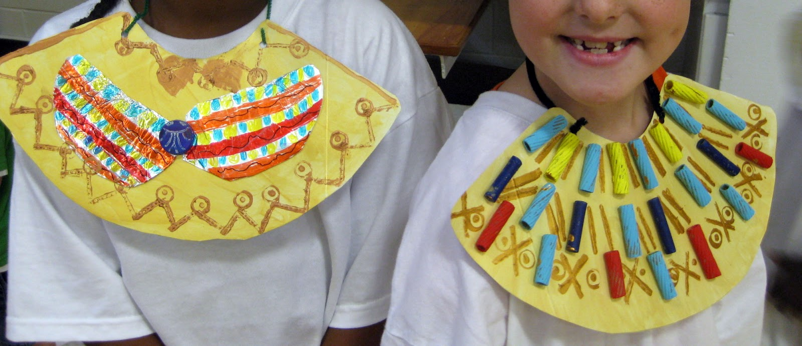 Ancient Egypt Crafts For Preschoolers