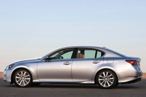 2013 Lexus GS 450h Owners Manual Pdf