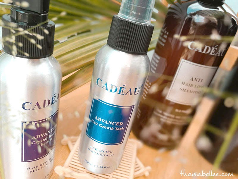 Cadeau advanced hair growth tonic