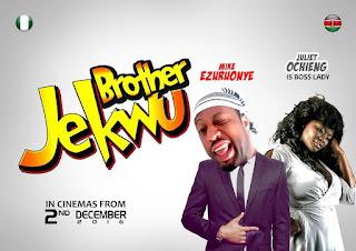 mike ezuruonye - brother jekwu movie