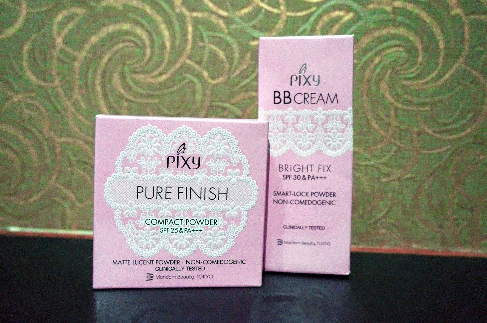 Pixy Compact Powder 12 Hours With Stella Lee Indonesia Beauty And Travel I Use Bright Fix Bb Cream