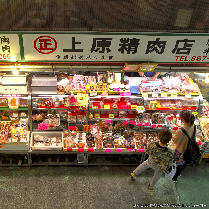 【第一牧志公設市場】體驗當地人的日常 來逛逛沖繩的廚房