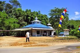 Keadaan Daerah di Desa Sungai Binuang Kecamatan Haur Gading