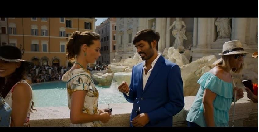 """L'incredibile viaggio del fachiro - Clip """"Fontana di Trevi"""" - dal 4 luglio al cinema"""