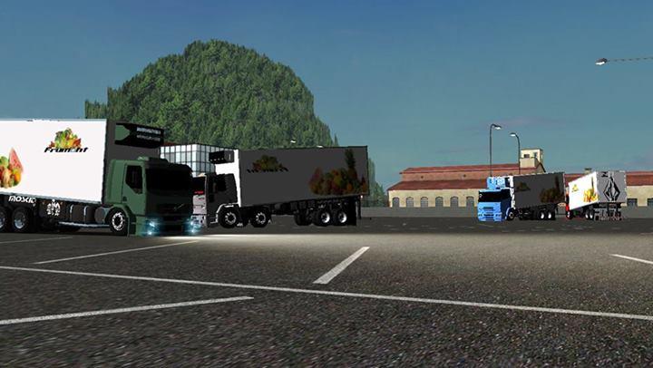 caminhoes truck para alh
