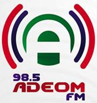 98 5 fm adeom fm radio en minas. Black Bedroom Furniture Sets. Home Design Ideas