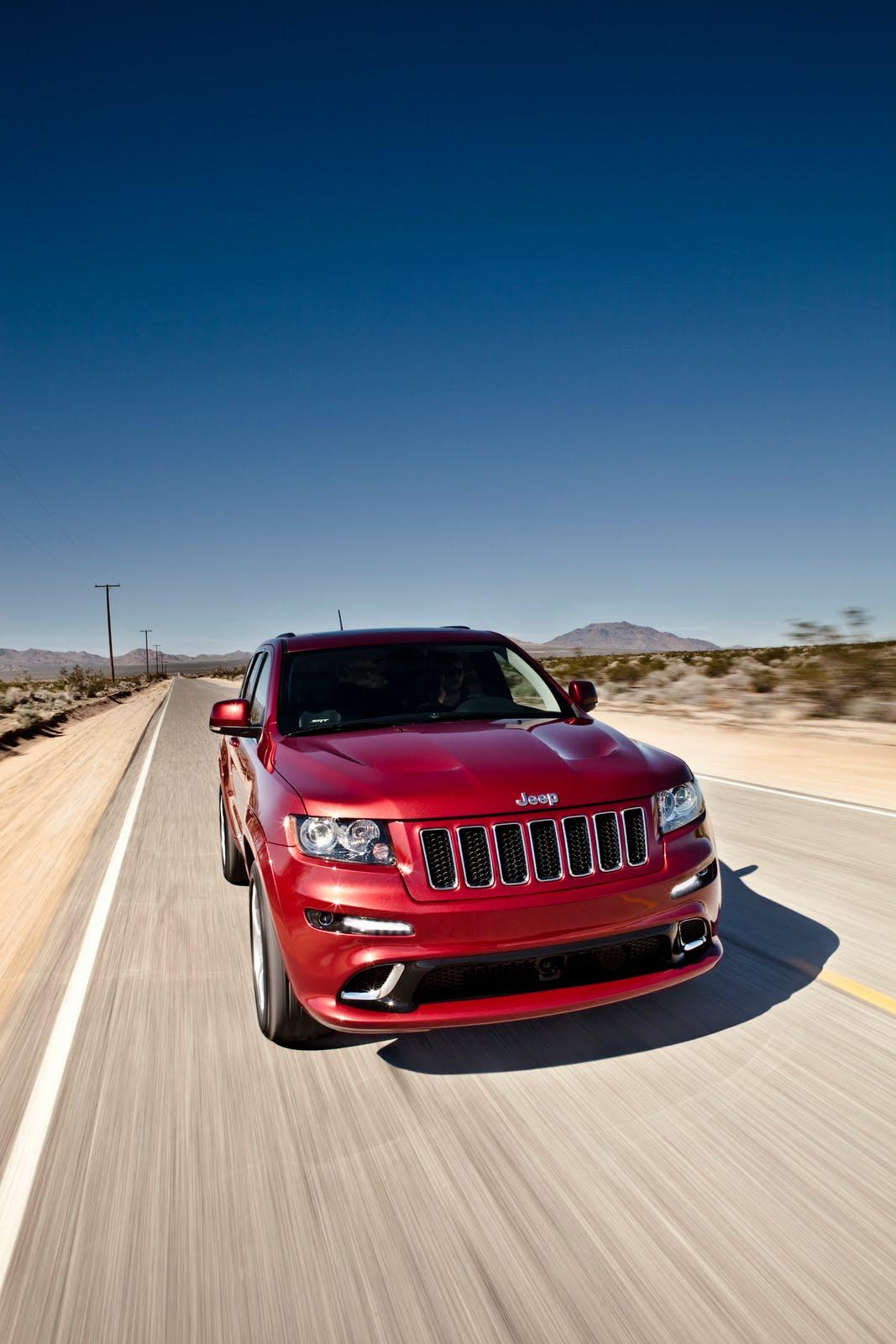 2012 jeep grand cherokee srt8  pr u00e9sentation