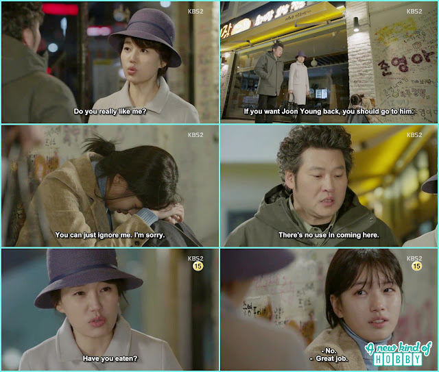 Eul end up at young ok resturant  - Uncontrollably Fond - Episode 17 Review