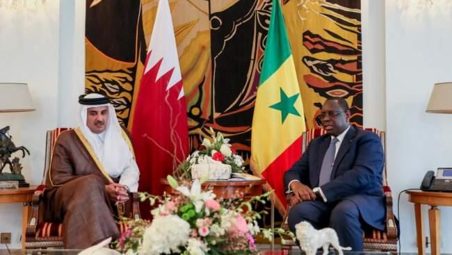 على خطى الملك محمد السادس..أمير قطر في جولة إفريقية