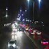 Com chuva, avenida Lima e Silva tem trânsito lento