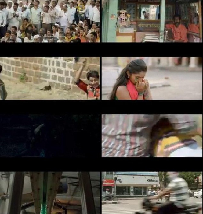 Sairat 2016 Marathi Movie 480p DVDRip Download