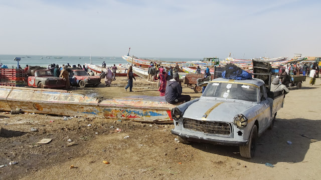 Mauritania has 40 year old cars