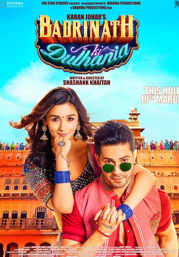 Badrinath Ki Dulhania 2017 pDVDRip x264 Hindi 700MB