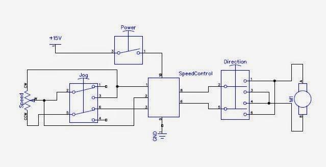 cnc mill wiring diagram