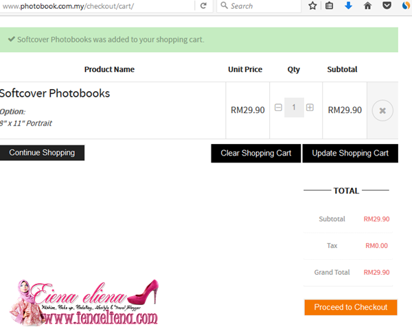 Tutorial Membeli Voucher Photobook