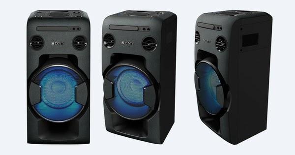 Revolution  Sony Mhc