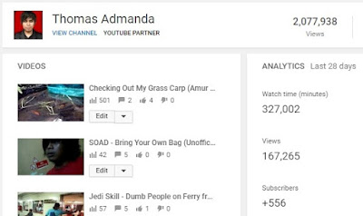 cara bikin channel art youtube cover ukuran
