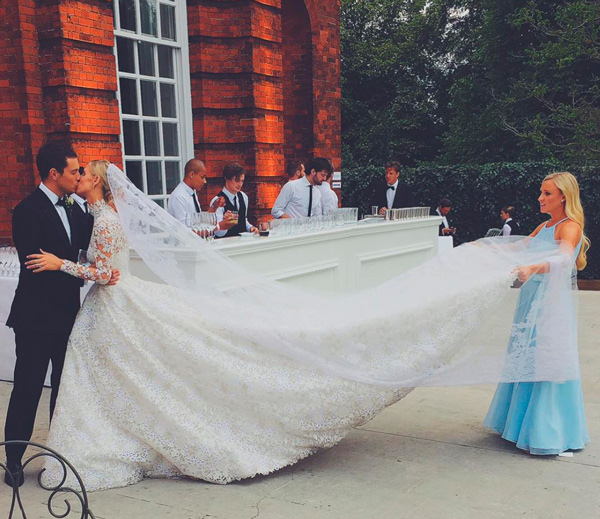 Boda de Nicky Hilton y James Rothschild - Foto: Instagram
