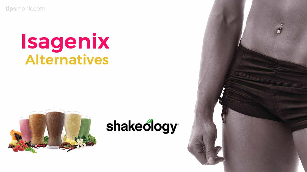 Top Isagenix Alternatives - Shakeology