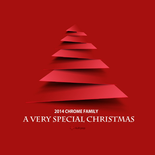 [Single] Crayon Pop, K-MUCH, Bob Girls, Zan Zan – 2014 Chrome Family – A Very Special Christmas