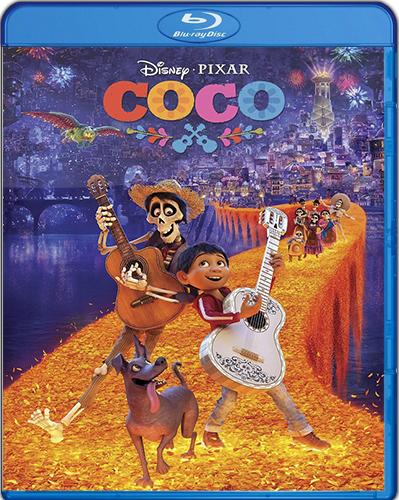 Coco [2017] [BD25] [Latino]