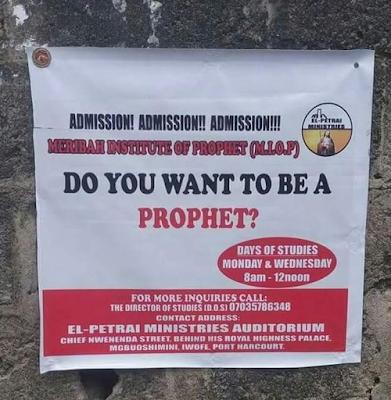 strange banner