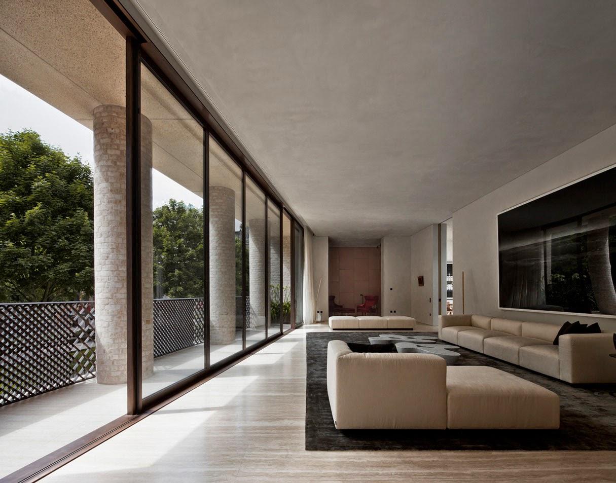 Simplicity Love Private House Kensington David