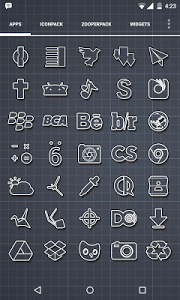 Outcast Icons Theme V1.7 Apk