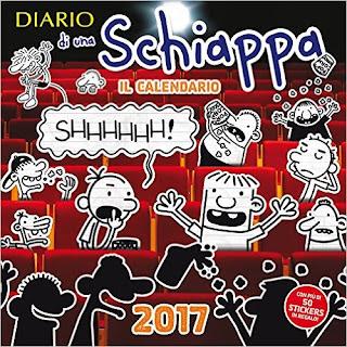 Diario Di Una Schiappa. Calendario 2017 PDF
