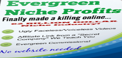 Evergreen Niche Profits - Underground 62 BILLION DOLLAR Niche Industry!